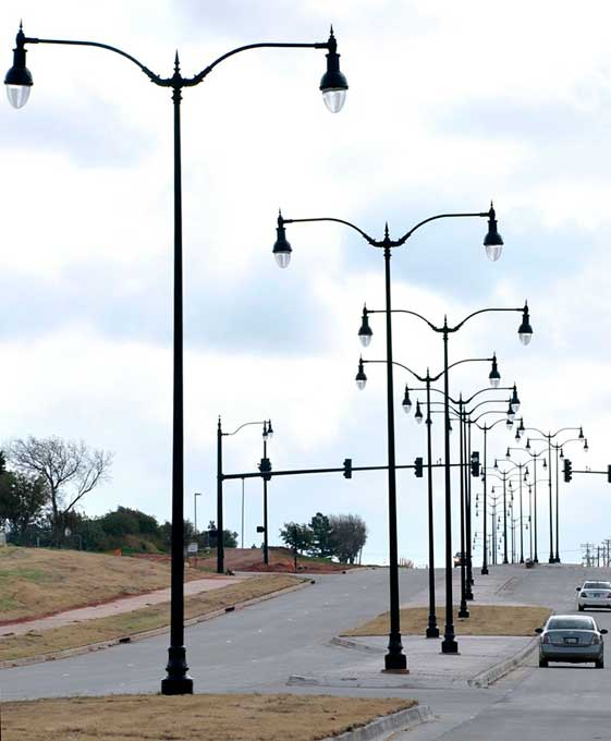 Pelco Lighting Pole Products