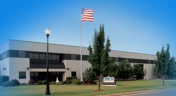 Pelco Products manufacturing facility in Edmond, OK