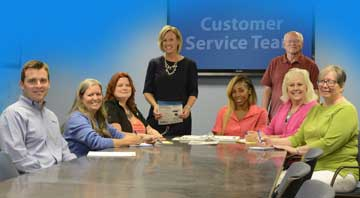 Pelco Products Customer Service team