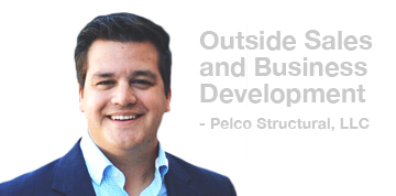 Brandon Parduhn of Pelco Structural
