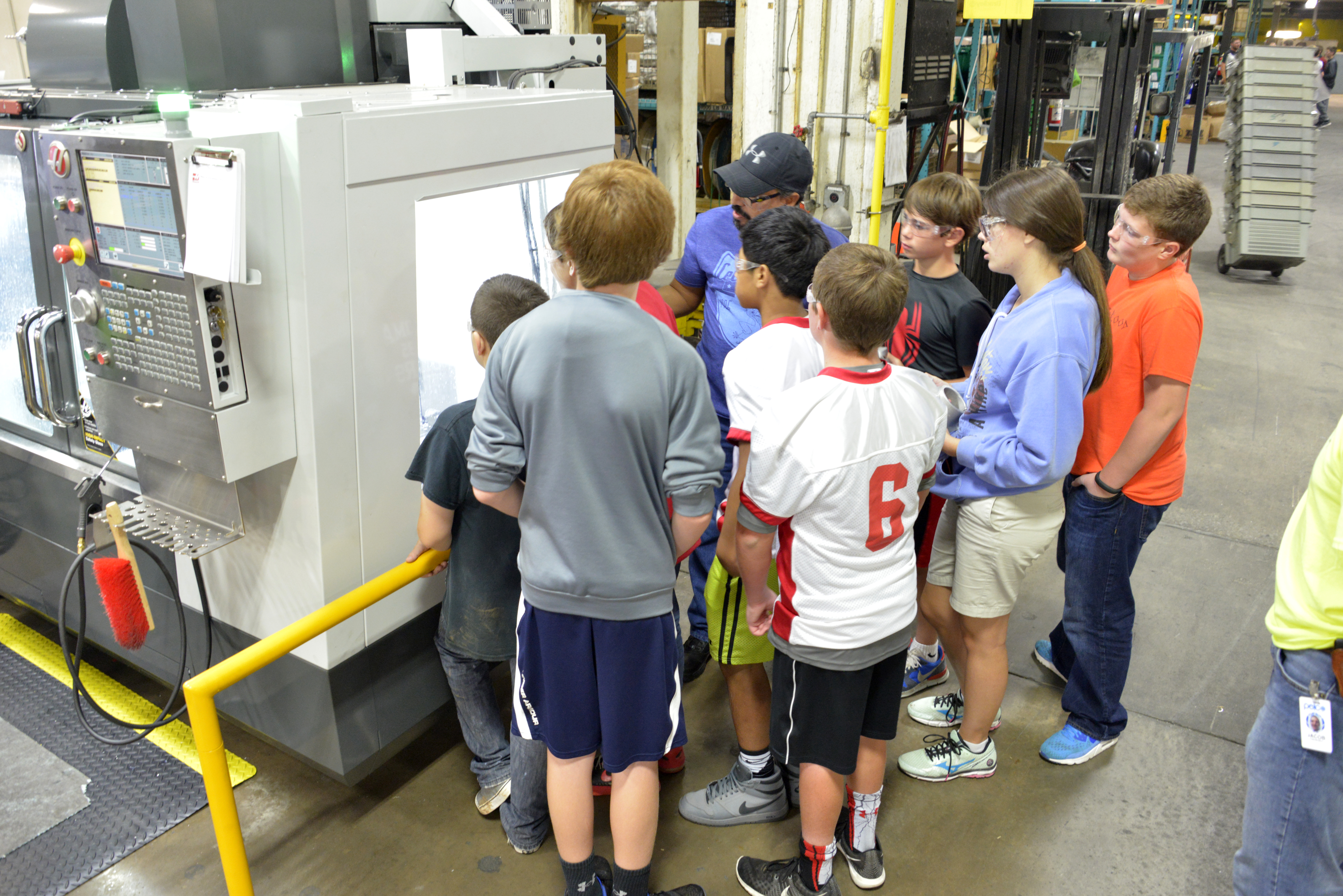 Pelco participates National Manufacturing Day