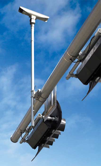 Pelco Leading The World In Traffic Signal Hardware